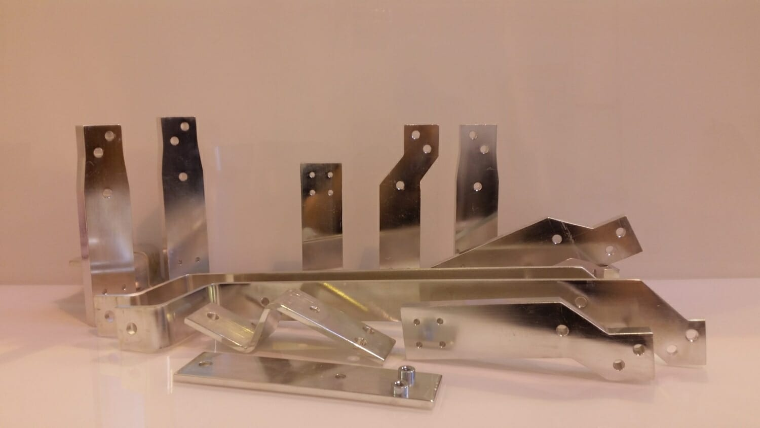 Solid Copper Busbars Tin plated