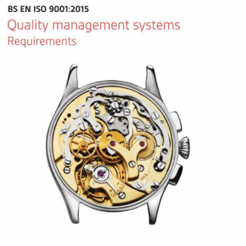 ISO 9001-2015 Quality Management System