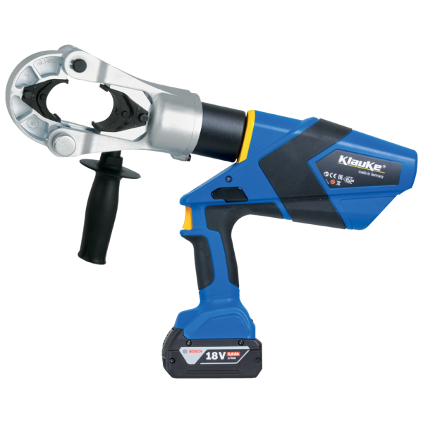 Klauke EK 135 FT battery powered crimping tool