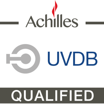 UVDB Qualified Stamp