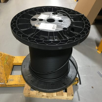 Huber and Suhner cable reel