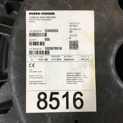 4GKW-AX 95 mm2 cable